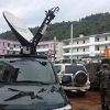 C-COM antenna systems are deployed in China earthquake relief
