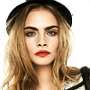 VNR available - January 23: Top fashion model, Cara Delevingne, catwalks with a lion