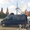 Flycom provides satellite uplink services from across Russia