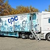 World's first all-IP OB truck on show at PTS 2019 in Geneva