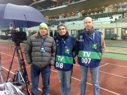 The team SATNEWSTV