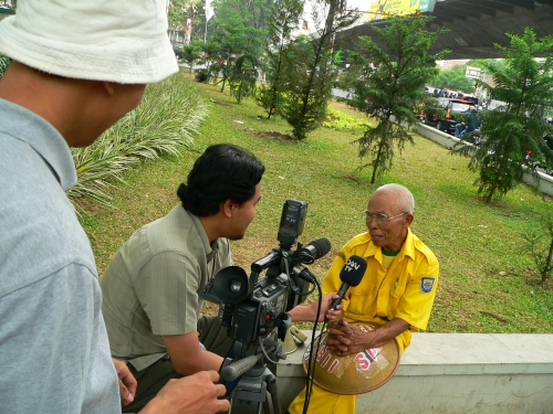 interview on action