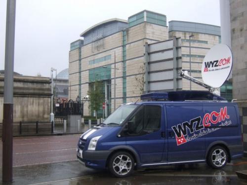 World News: Belfast Court - ETA Case