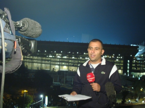 İHA - Elias Park Stadium Live Position
