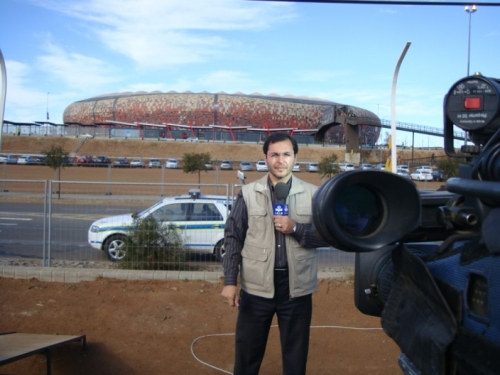 İHA - Soccer city Live Position