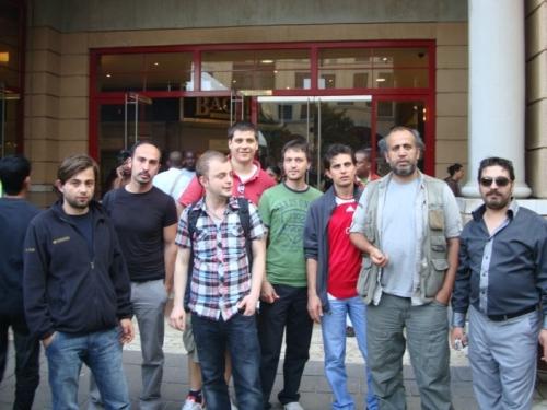 İHA S.Africa Team