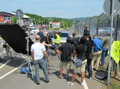 Interview for the Speed Channel Test Drive: Buick Regal episode airing on July 28th
