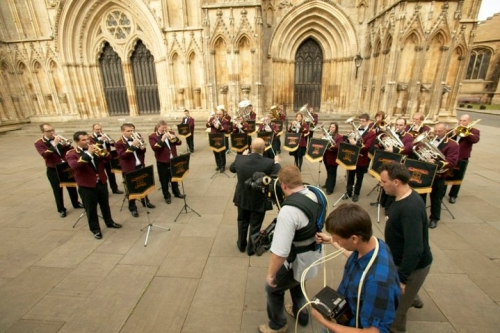 York Minster - BBC 1/HD Channel