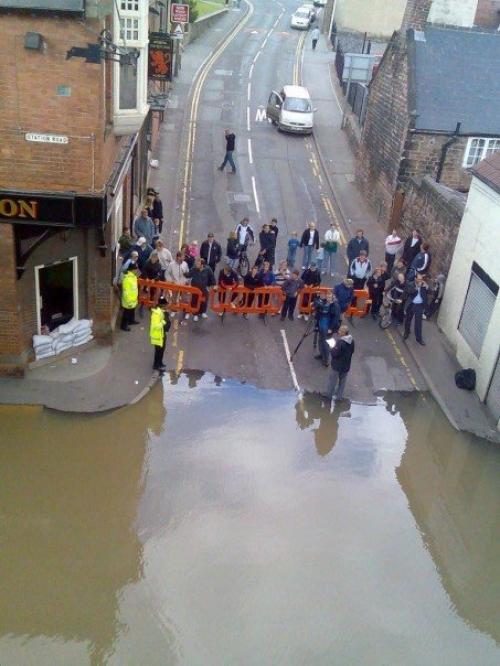 Northern Floods - BBC News