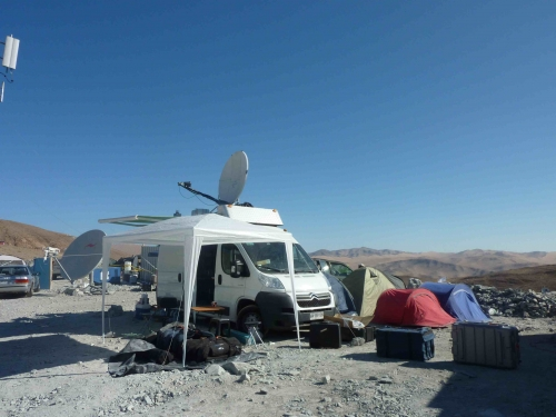 OUR DSNG AT THE MINE