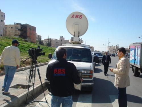 ABS Network's OB Van