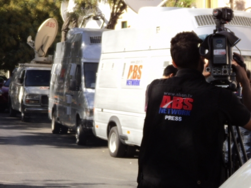 The OB Vans of ABS Network