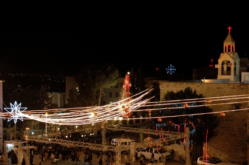 Christmas in Bethlehem: Live Position