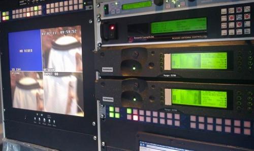 Transmitting for all Lebanese TV stations.