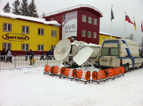 Cross Country WC in Russia