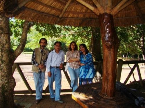 seven coloue earth park Mauritius