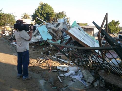 Chile Earth Quake Tsunami