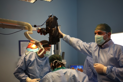 live surgery transmission