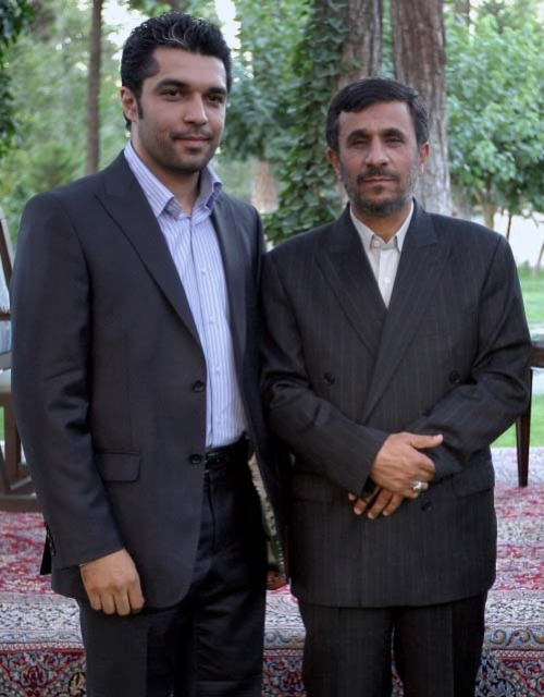 Exclusive interview with Ahmadinejad