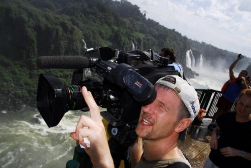 Camera Operator Andreas Huettig