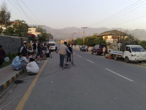 Abbotabad Live Coverage