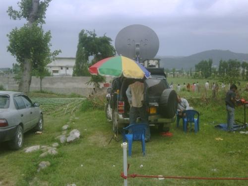ETN's DSNG Truck