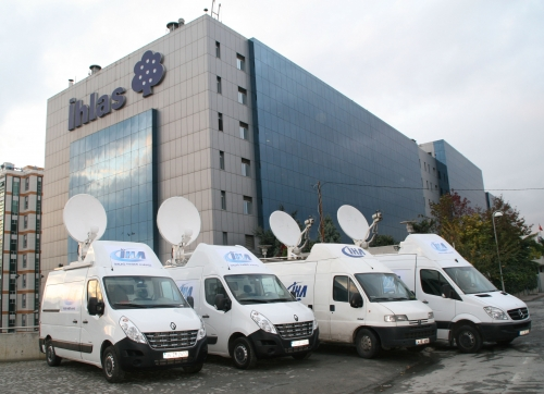 IHA Satellite and Technical Engineering Department built two more mobile SNG trucks and started using those for serving clients.