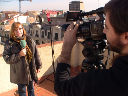 CNR TV Live Position detail. Barcelona