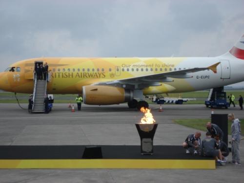 BA flight 2012 \