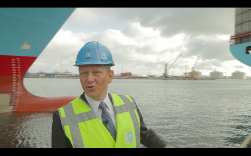 Maersk (for German TV)