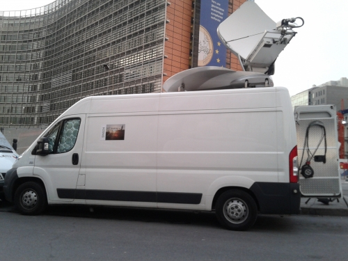 SNG24 at the EU Council Summit in Brussels