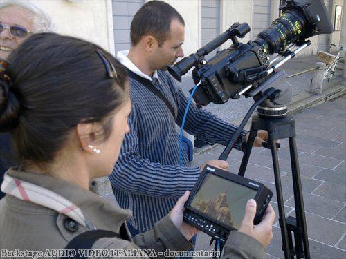 Shooting in Como