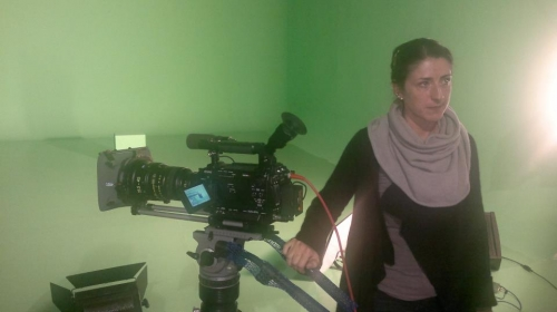 Shooting in our Studios