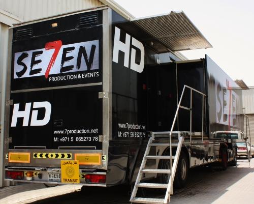 HD OB Van