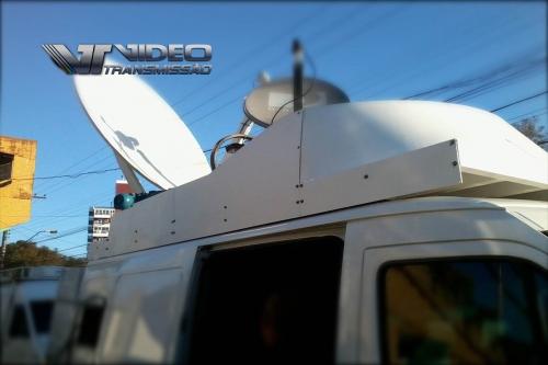 Brazil DSNG Brazilian broadcast