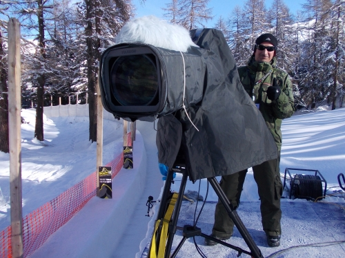 Bobsleigh & Skeleton World Cup 2012/2013 St. Moritz