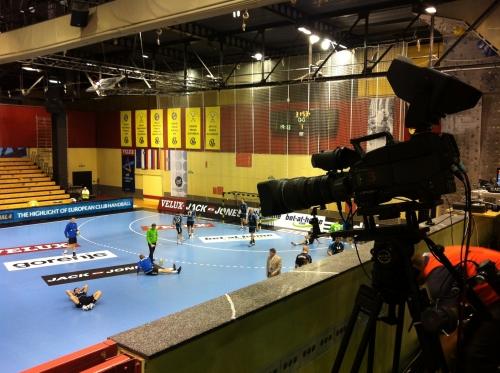 EHF CHAMPIONS LEAGUE Gorenje Velenje:St. Petersburg HC