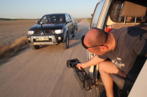 Cameraman Orkun Telli