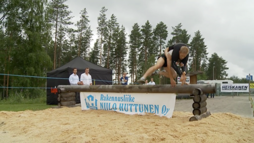 The legendary Wife Carrying Championships in Northern Finland is always a wacky and hilarious event. Our camera crew there shot XDCam, did a quick rough cut and ftp'd us the footage for a speedy turnaround for our London based clients SNTV and Trans World Sport.