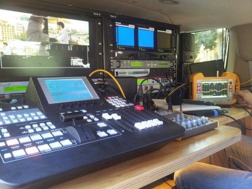 Full HD,Full redundant, with NHK