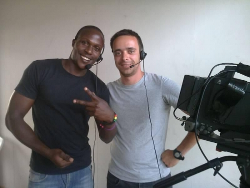 Working with Sport Five France