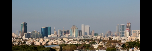 Rooftop Position from our Studio in Tel Aviv