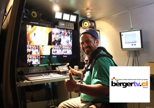 BergerTV in Chile