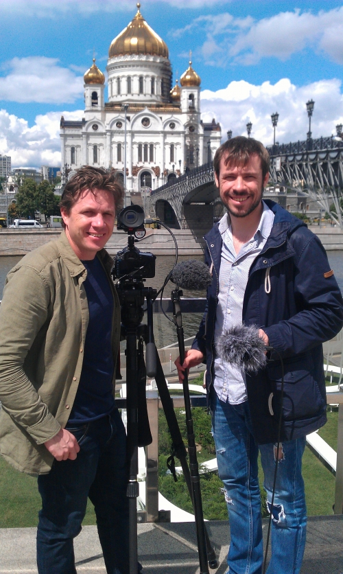 "TVDATA provides Sound Equipment and a Local Russian Soundman for a documentary project ""The Little Stars"", one part was filmed in Moscow by an Australian Cameraman Mike Hill and a Russian based sound professional Dmitry Fadeev."