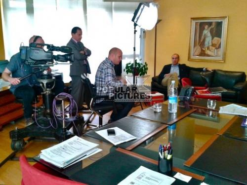 CNBC Production, bilingual crew, Bilbao, Spain