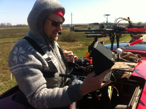 Pro Aerial Filming & Photography in Russia by Leading TVDATA Cameraman Genady , TVDATA along with other news organisations in Russia, already uses drones for filming, our updated camera kit: Canon Mark lll,Lens (optics) Canon f 24mmDron Tarot 960, gimbal DJI Zenmuse-15 5D lll