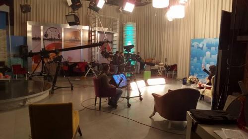istanbul maslak tv studio
