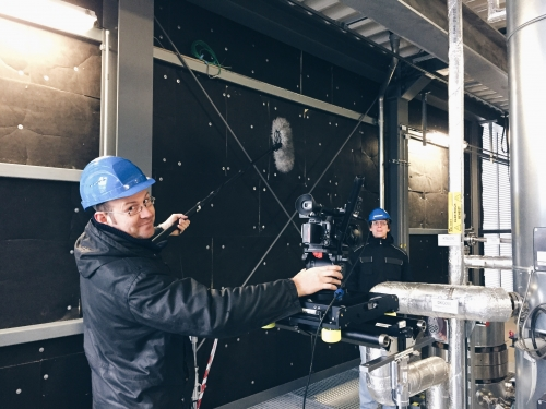 London-based AP regularly request production services from us in Germany  and neighbouring Europe. This week we provided an English-speaking crew and producer in Dresden to shoot and edit a short clip about alternative energy for CNBC.