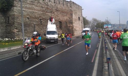 Istanbul Half Marathon April2015