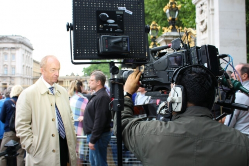 Trooping the Colours BBC News Special with Nick Witchell BBC News Senior Royal Presenter and Mohammad Hussain MoCam Visual Services www.vimeo.com/hussainm